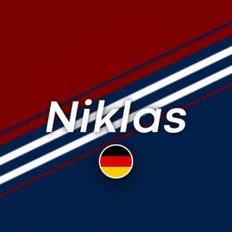 Niklas.