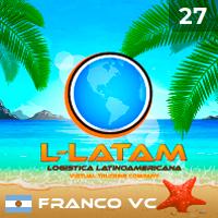 [L-LATAM](33) Franco VC