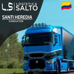 [L.S] - SANTI HEREDIA