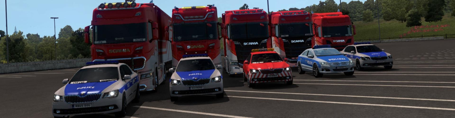TruckersFM March Convoy
