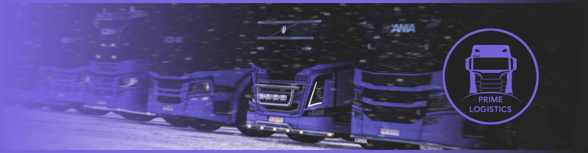 🟣 Prime Logistics Convoy #77