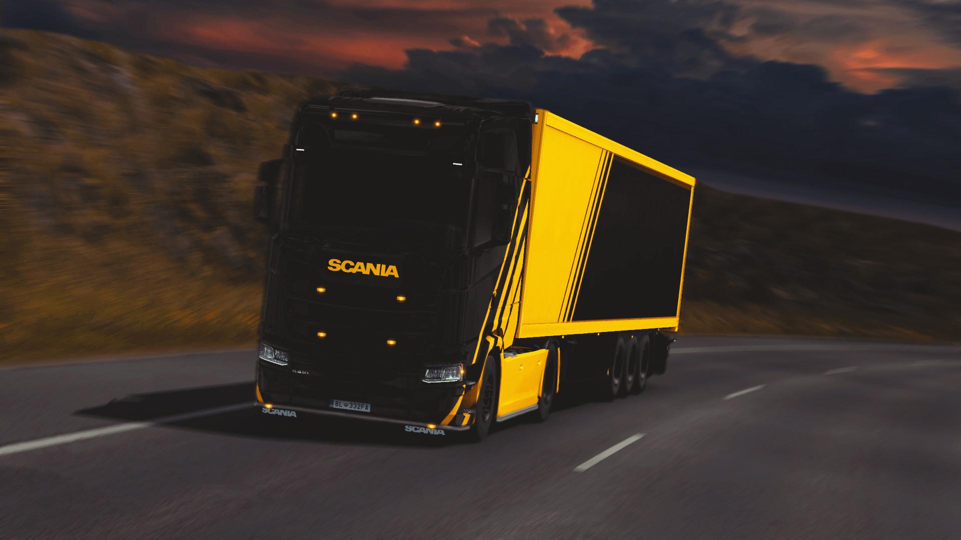 Pries May Convoy