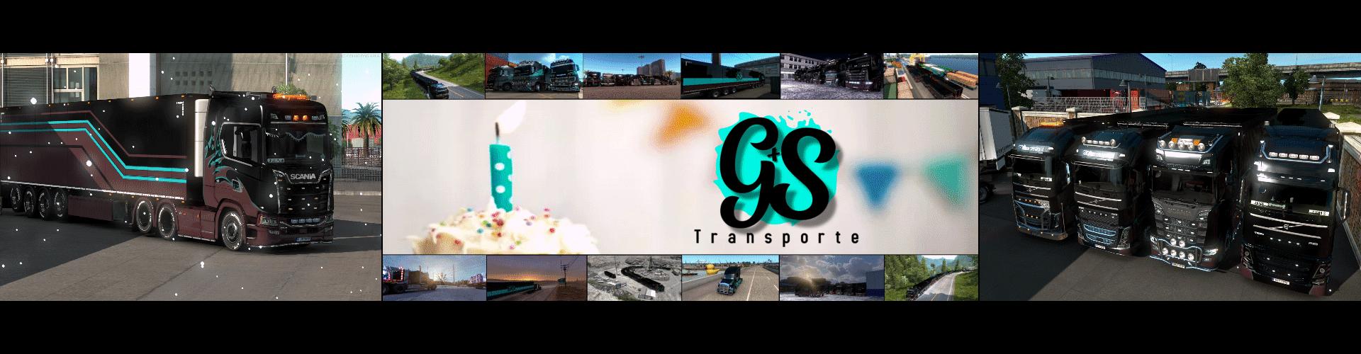 1. Geburtstag der G & S Transporte