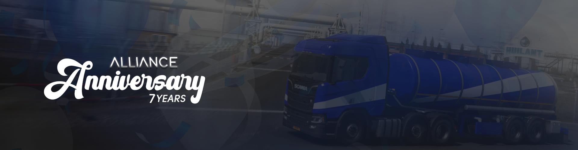 ALLIANCE Convoy - 7th Anniversary