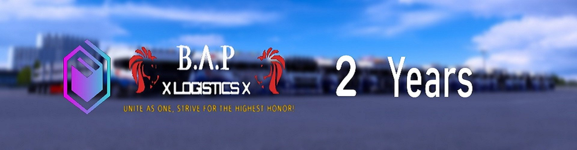 B.A.P X Logistics X - 2nd Anniversary (October)