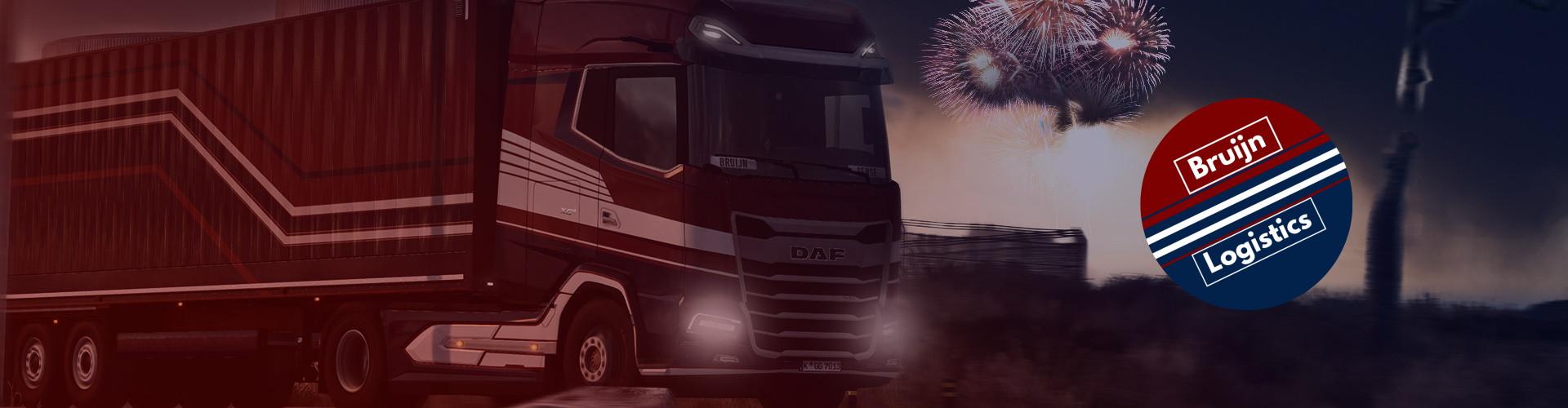 Bruijn Logistics 1 Year Anniversary