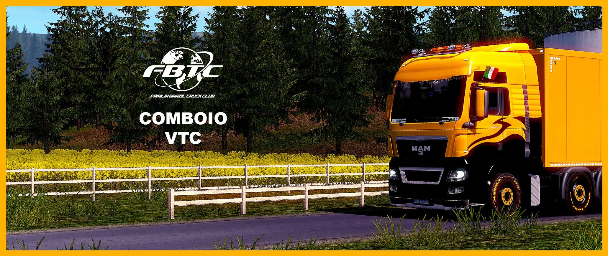 Comboio VTC - Mês de Maio