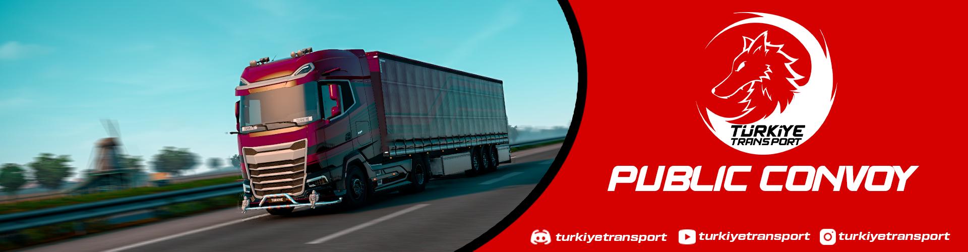 Türkiye Transport September Convoy