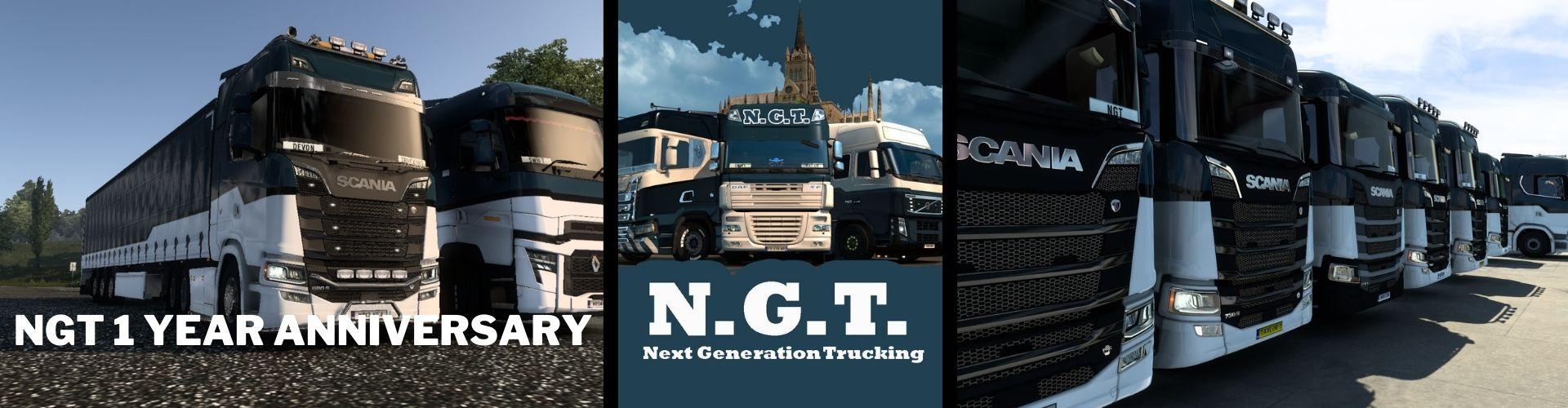 NGT 1 Year Anniversary