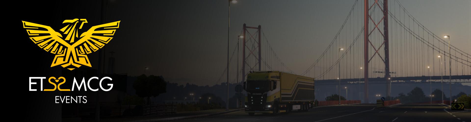 ETS2MCG 5th Anniversary Convoy