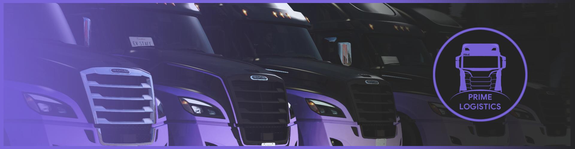 🟣 Prime Logistics ATS Convoy #9