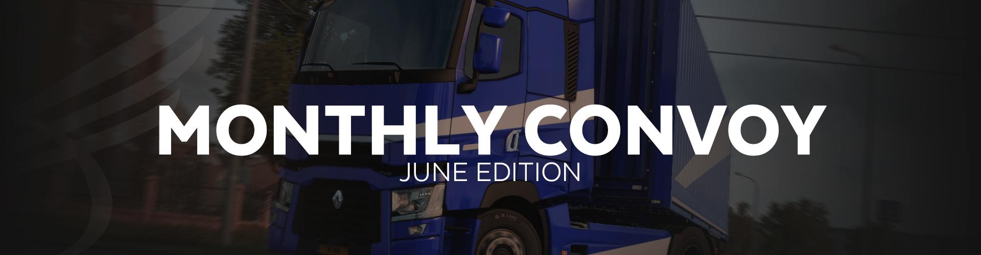 ALLIANCE Convoy - June Edition