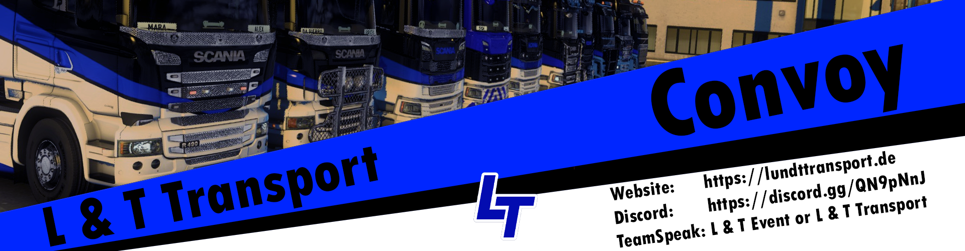 L & T March Convoy