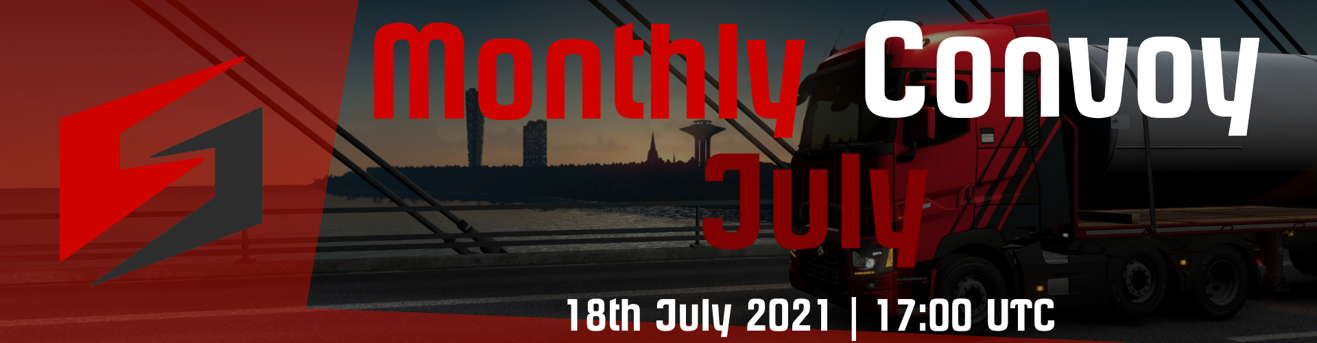 Synergy Carriers UK July Monthly Convoy