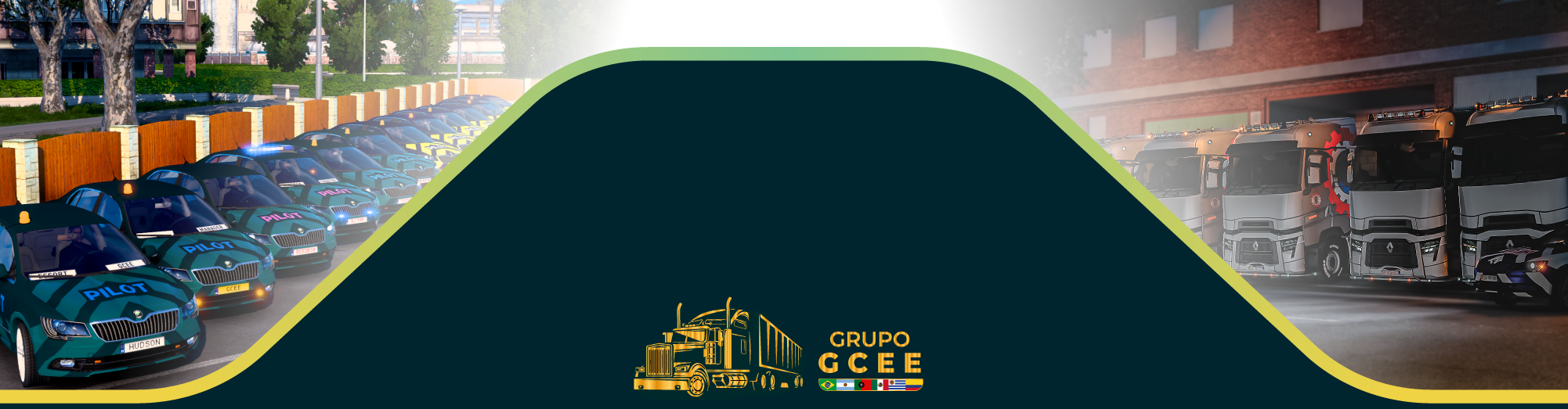 GCEE Portugal Official Convoy