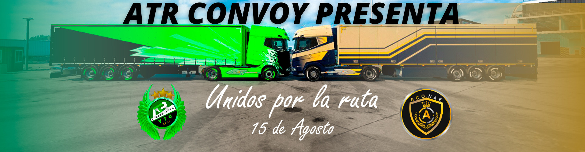CONVOY ATR - A.CON.A.E -  UNIDOS POR LA RUTA