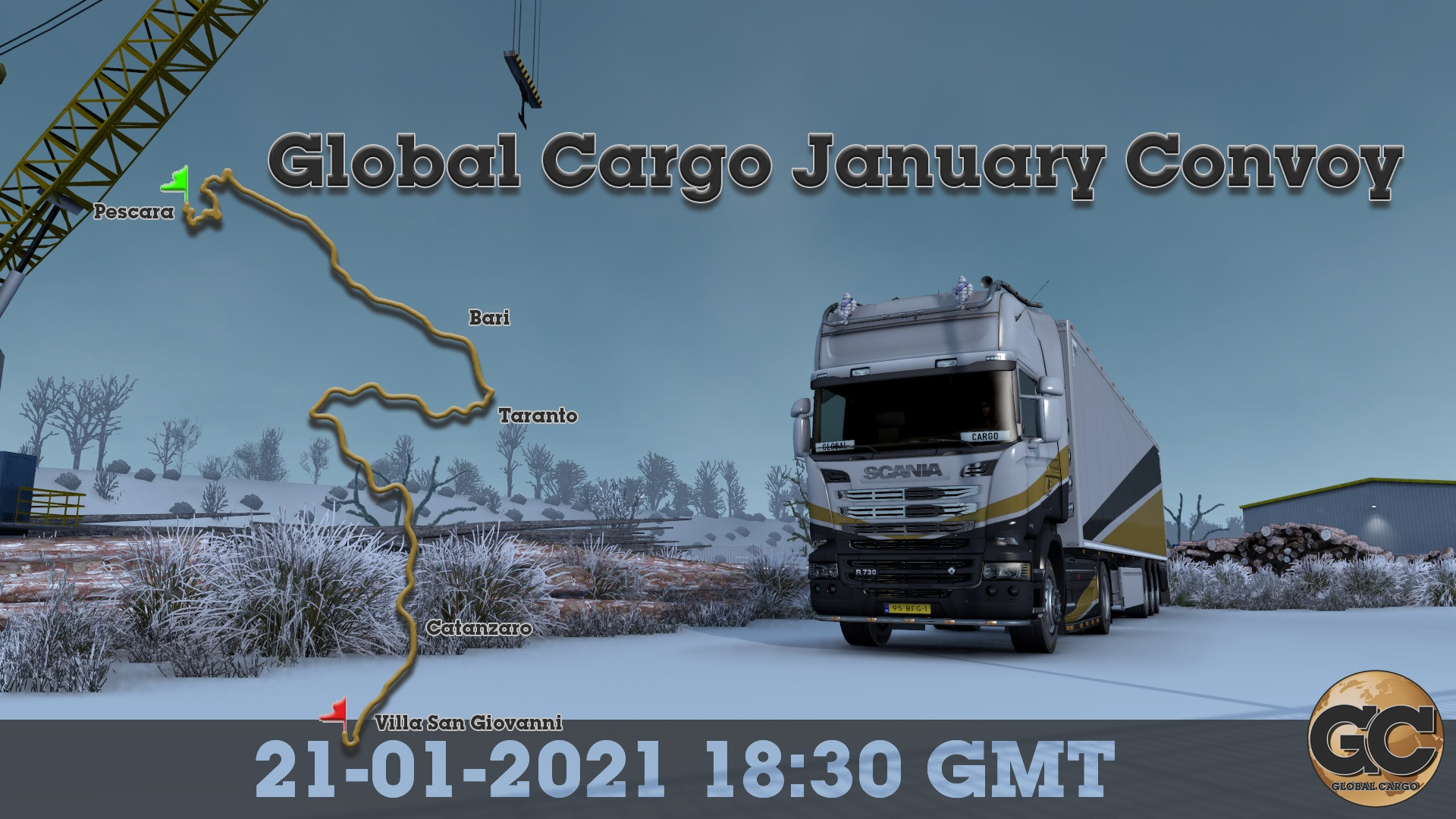 Global Cargo Public Event January