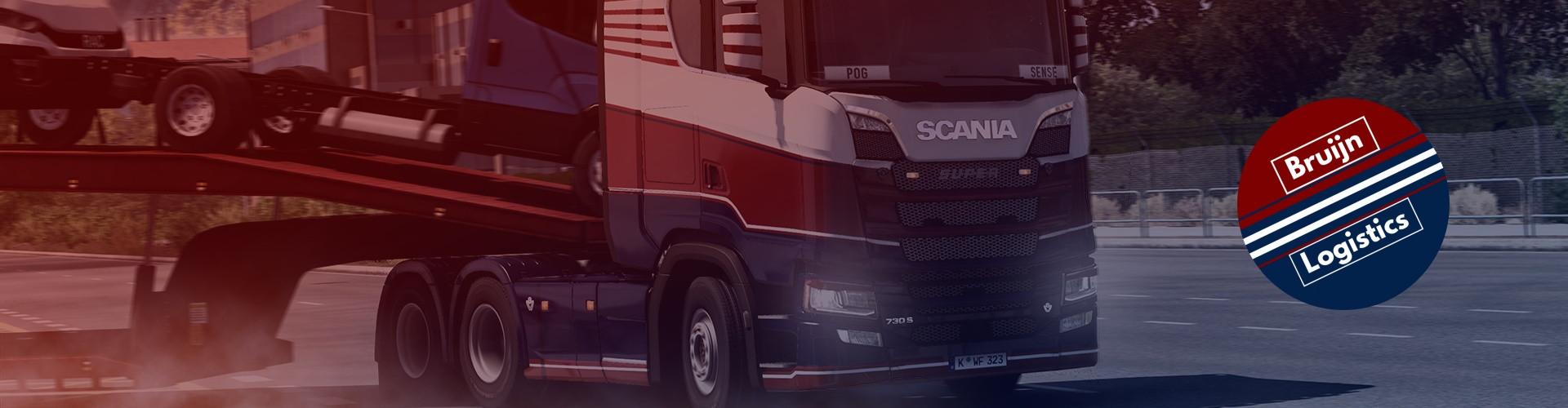 Bruijn Logistics Convoy
