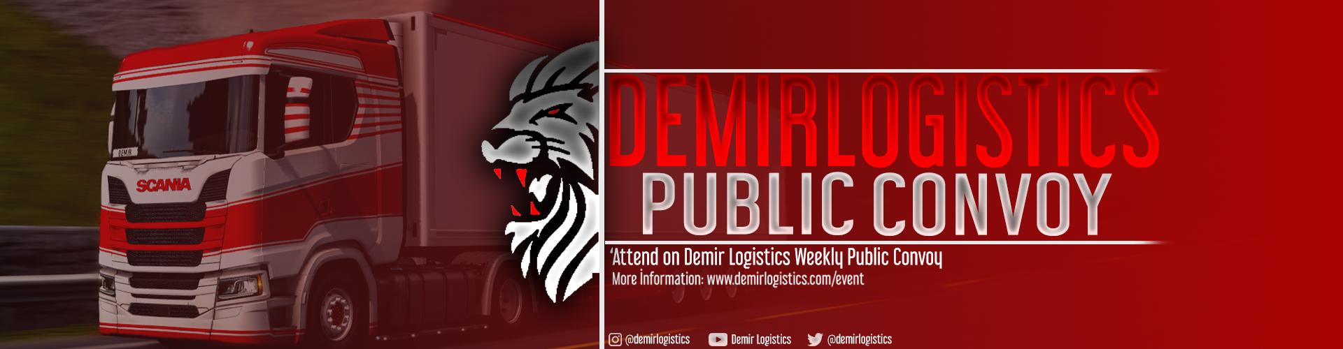 Demir Logistics・Weekly Convoy #13