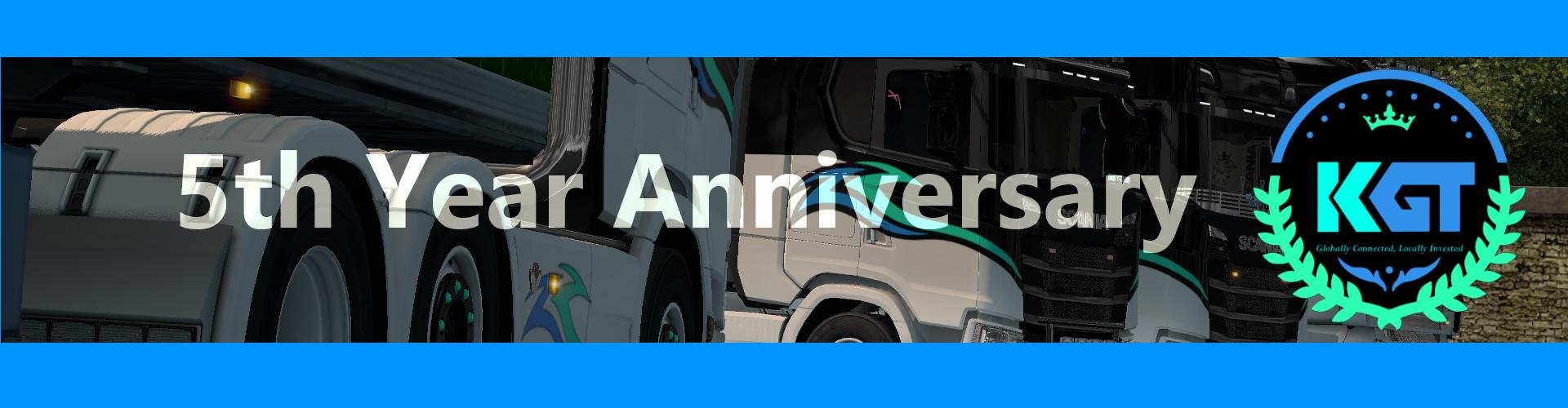 Kings Global Transport - 5th Year Anniversary