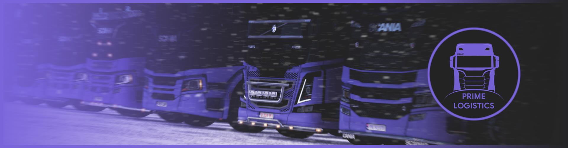 🟣 Prime Logistics Convoy #96
