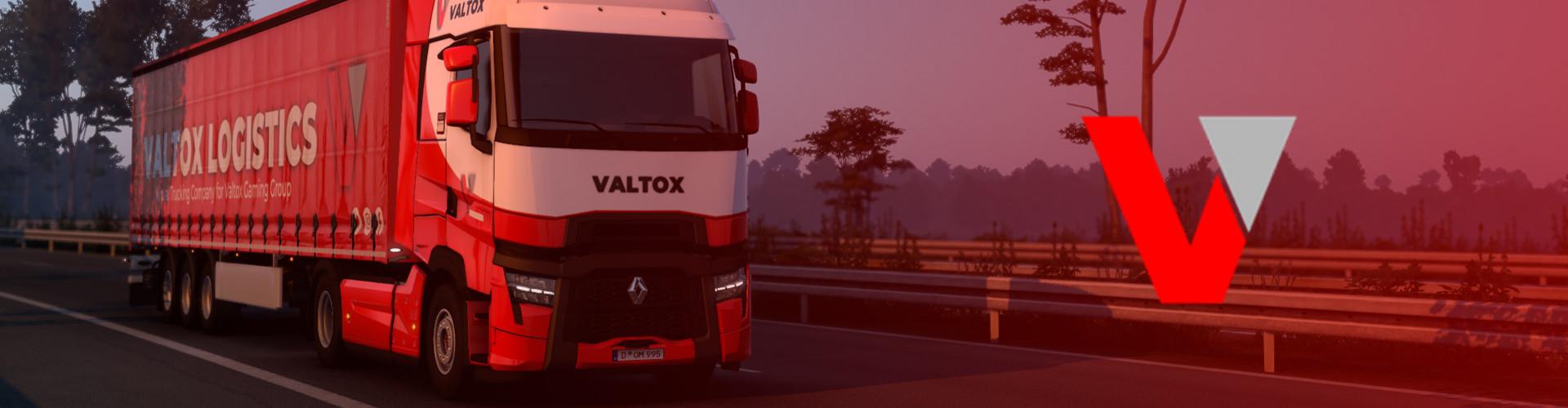 Valtox ETS2 Weekly Convoy