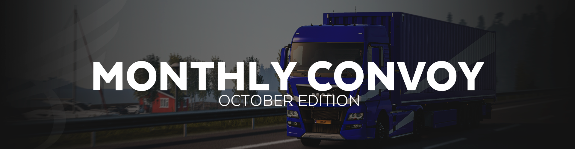 ALLIANCE Convoy - October Edition