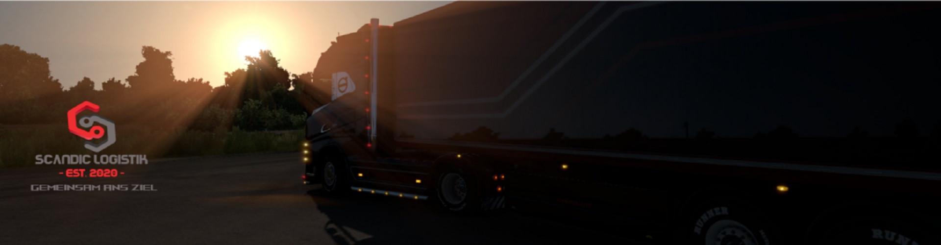 1 Jahr Scandic-Logistik