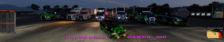 Convoy de Grupo Uber Gamer