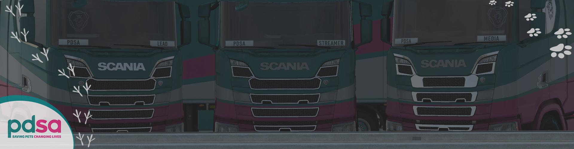 PDSA Convoy 2022