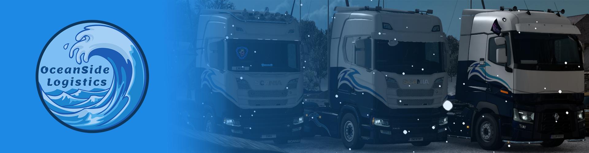 🌊 OceanSide Logistics October Convoy