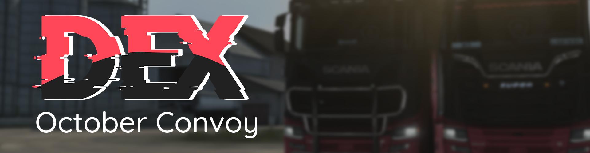 DeX October Convoy