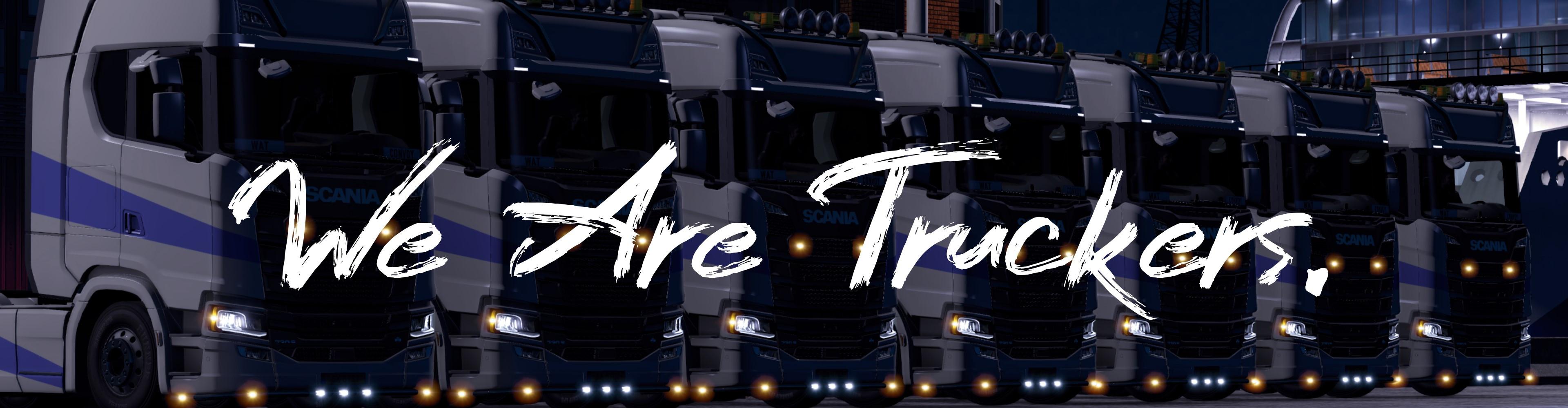 We Are Truckers - November 2021