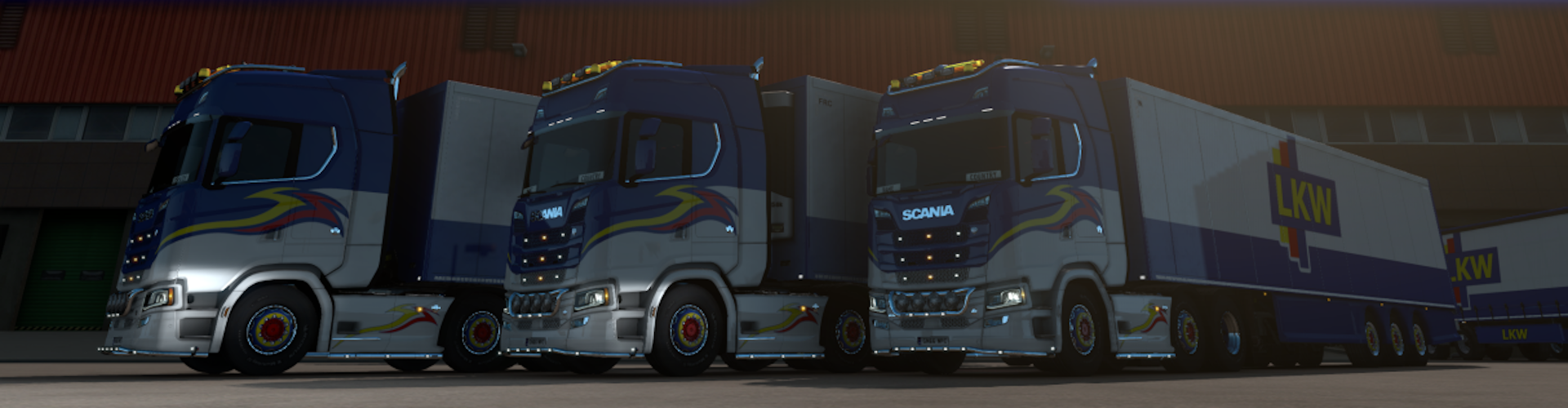 LKW Logistics Monthly Convoy #5