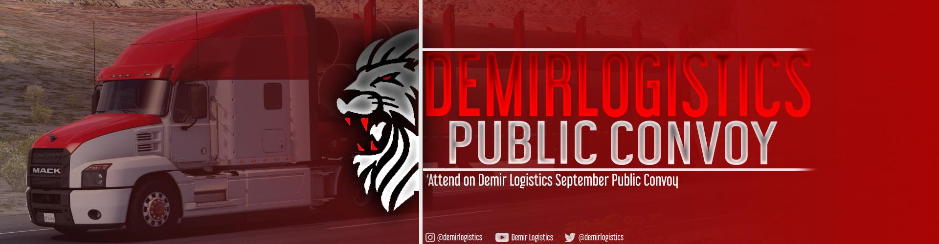 Demir Logistics・September Convoy
