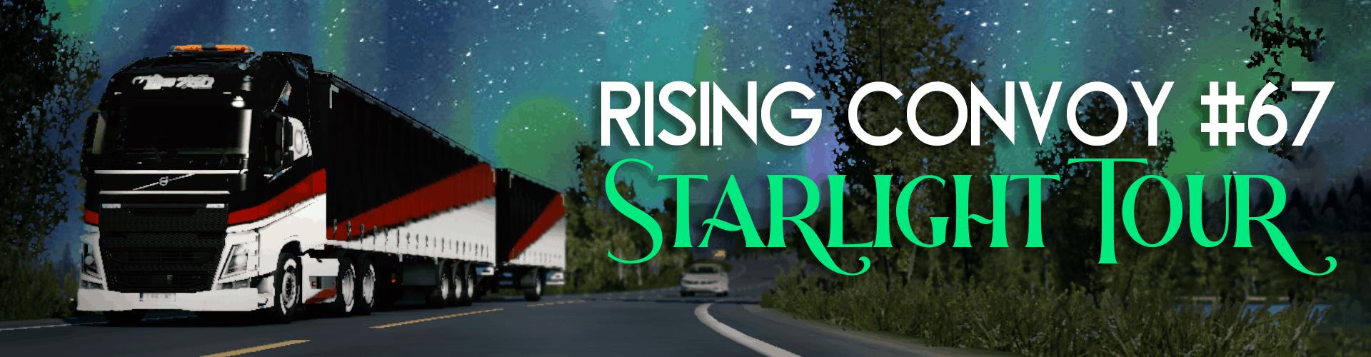 Rising Logistics Convoy #67