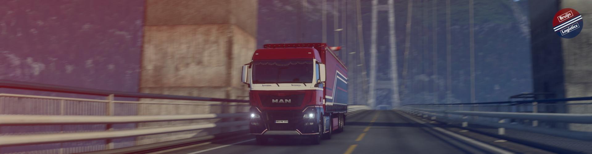 Bruijn Logistics Monthly Convoy
