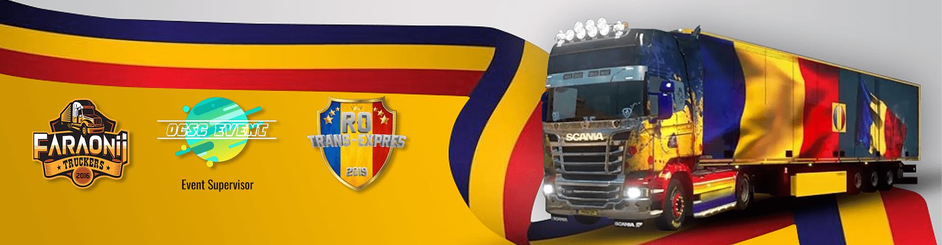 Romania's National Day Convoy
