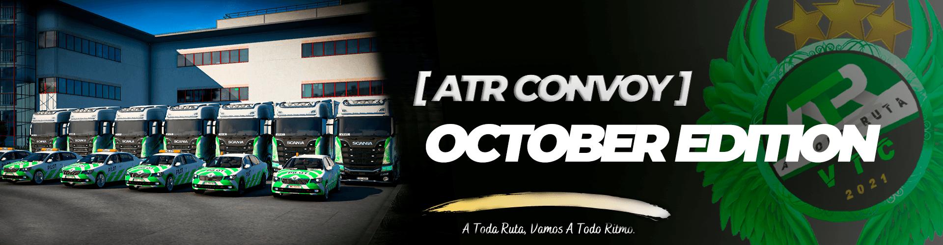 ATR CONVOY -  OCTOBER PUBLIC EDITION