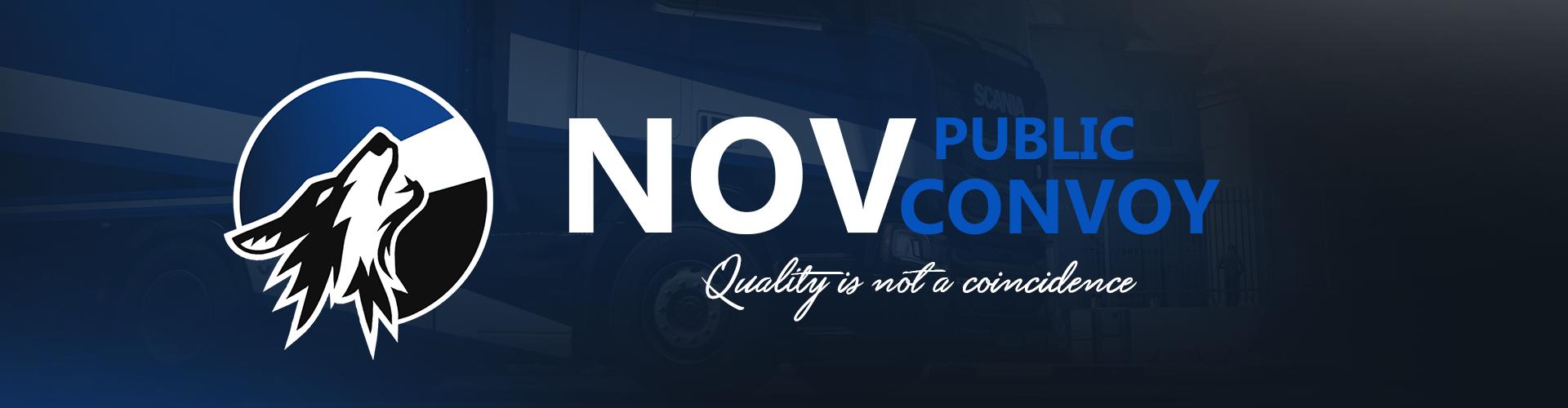 GökBörü VTC November Convoy