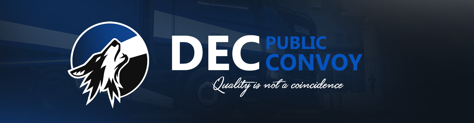 GökBörü VTC December Convoy