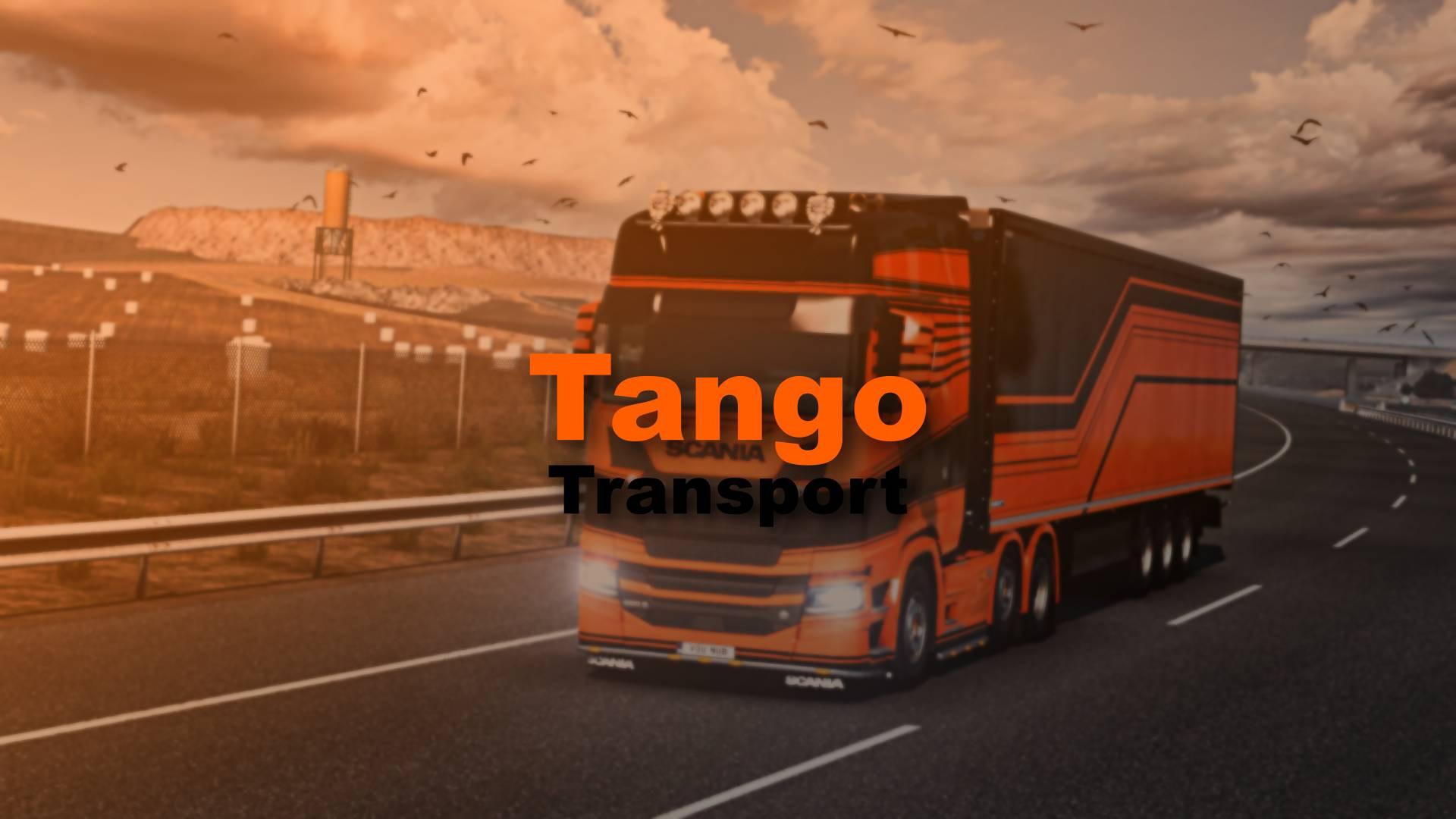 Tango Transport November Convoy