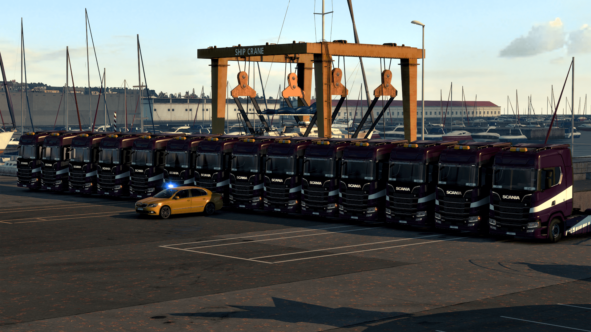 FTC November Convoy