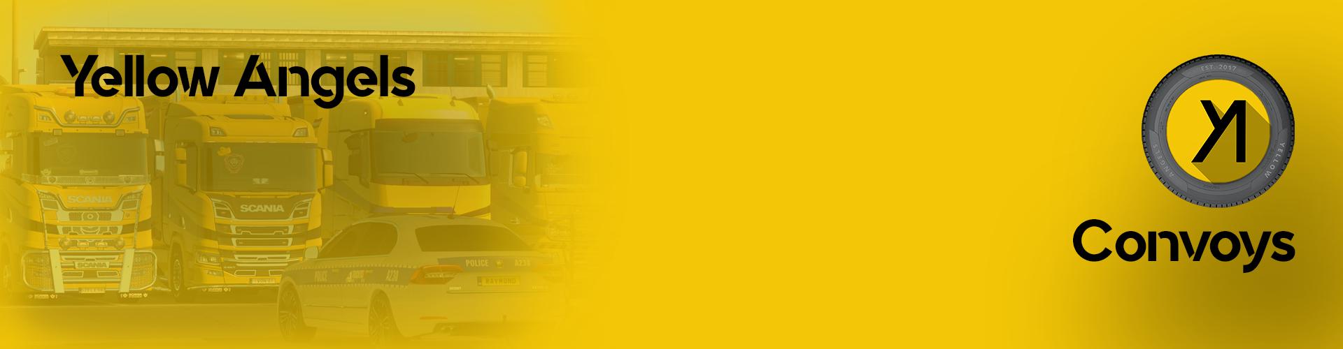 Yellow Angels Novemberi konvoj