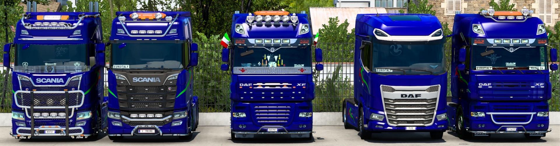 "EuroItaly Transports   ""A spasso per l'Europa #4"""