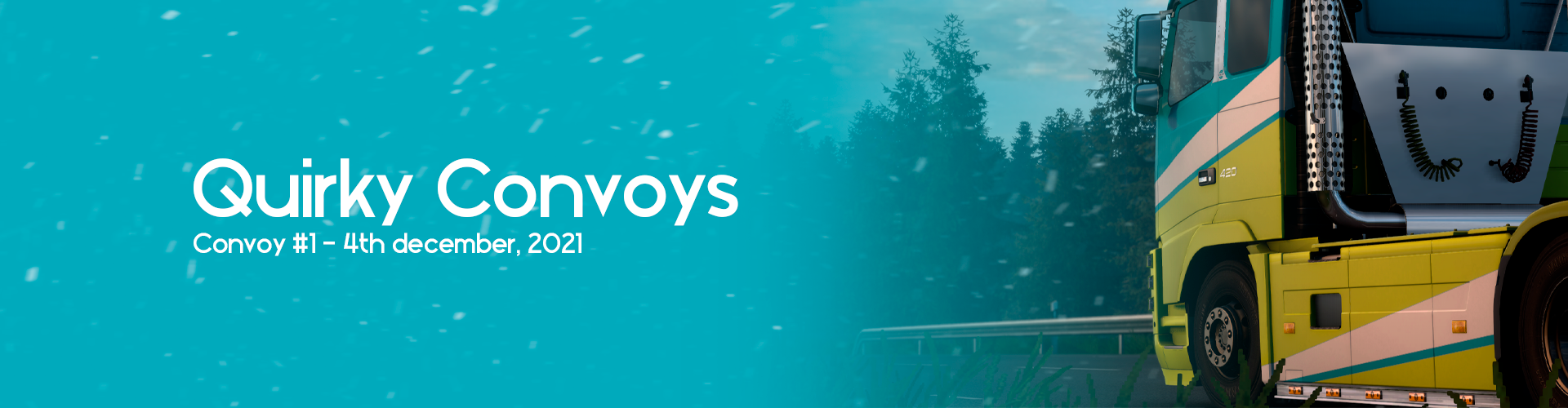 Quirky Convoys | December #1