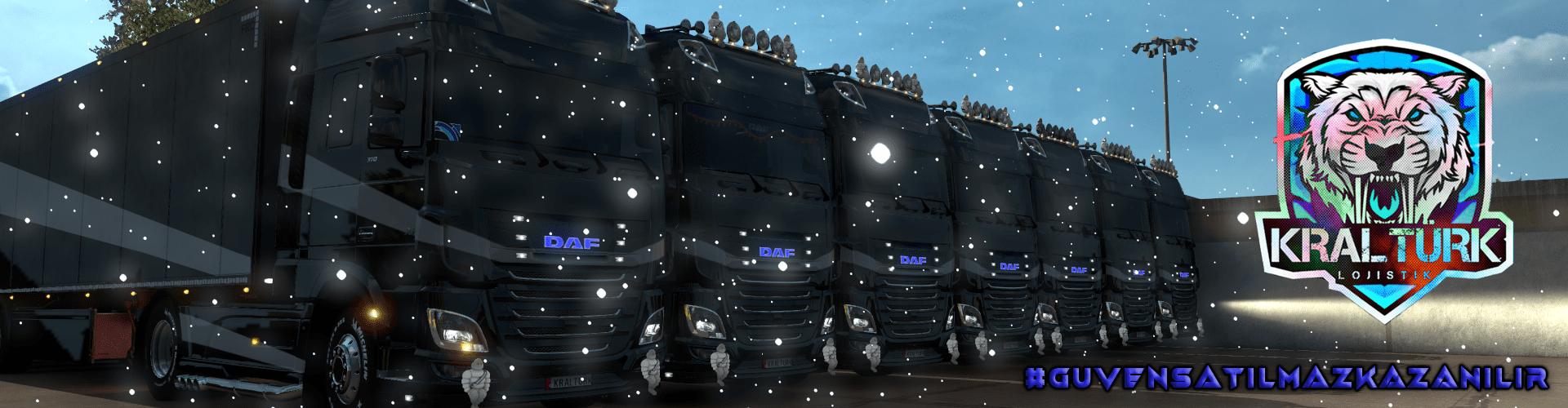 KralTurk Lojıstık A.Ş. 1.ST Annıversary Convoy