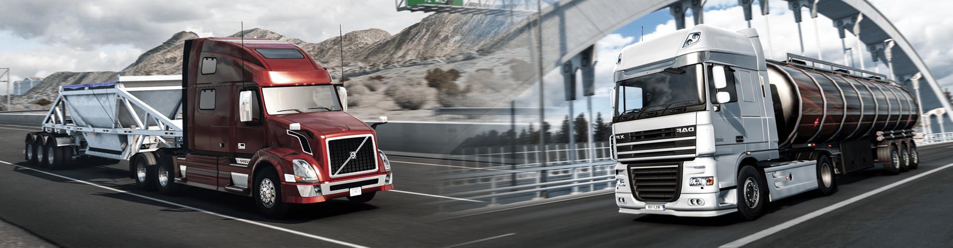 TruckersMP 7 Year Anniversary – Events