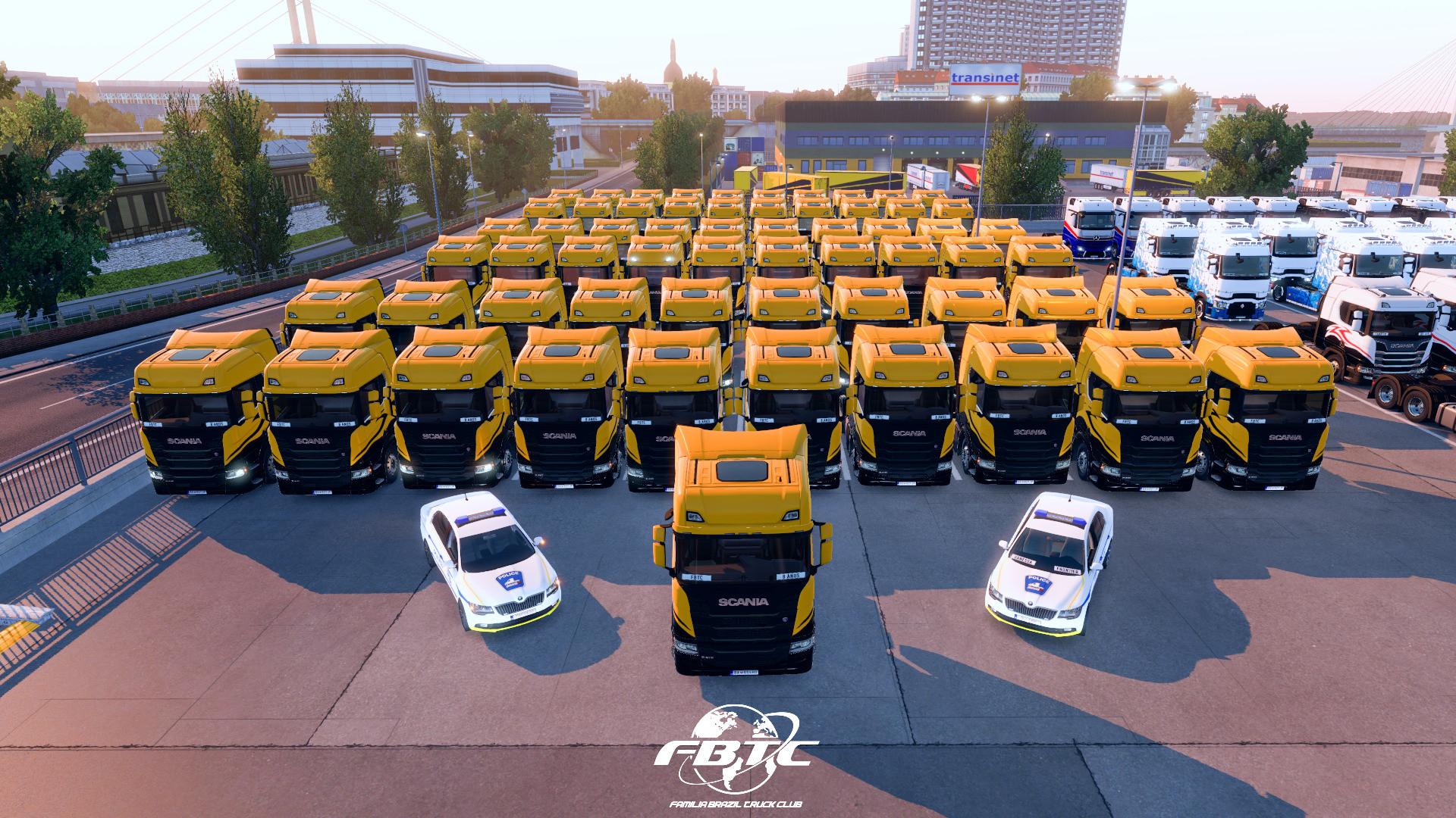 By - Família Brazil Truck Club - FBTC