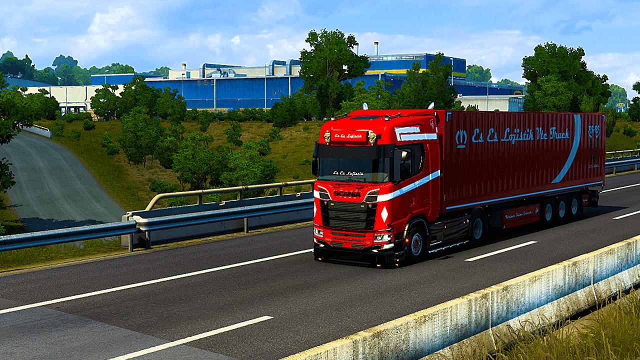 Es-Es Logistics | Yükümüz Daima Gelecek !
